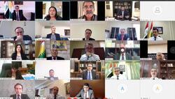 حكومة كوردستان تعلن جملة قرارات تخص رواتب الموظفين بينها استقطاع