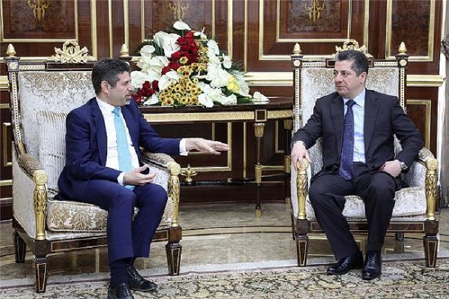 كوردستان وواشنطن يبحثان حل ملف أربيل – بغداد