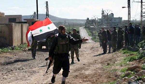"""سوريا تعلن التحرك باتجاه الشمال لمواجهة """"العدوان التركي"""""""