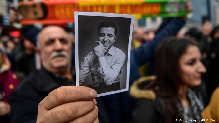 محكمة تركيا تصدر قراراً داعماً لديمرتاش