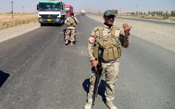 تحرير اللواء المختطف ياسر عبد الجبار في بغداد