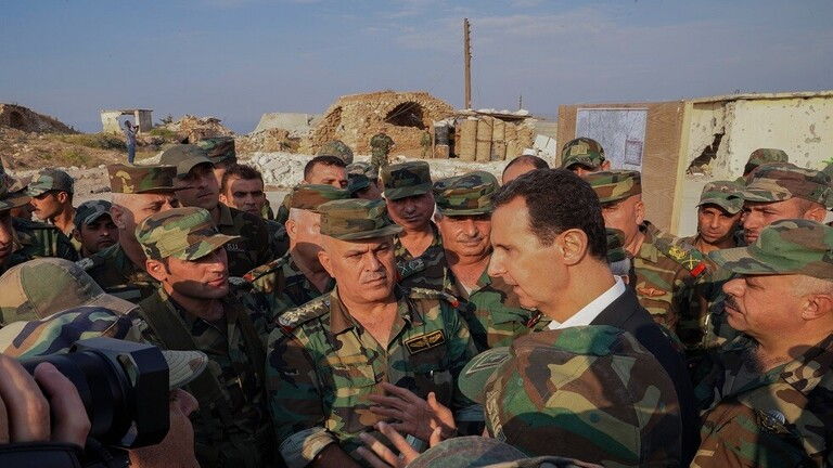 Assad: Erdogan is a thief who stole factories, wheat and oil and today he is stealing lands