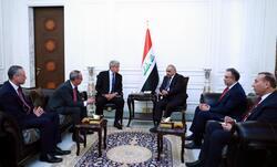عبد المهدي يبحث مع GE مشروعا كهربائيا ضخما في العراق