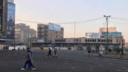 القوات الامنية تتخذ اجراء لمنع وصول المتظاهرين الى ثلاثة جسور
