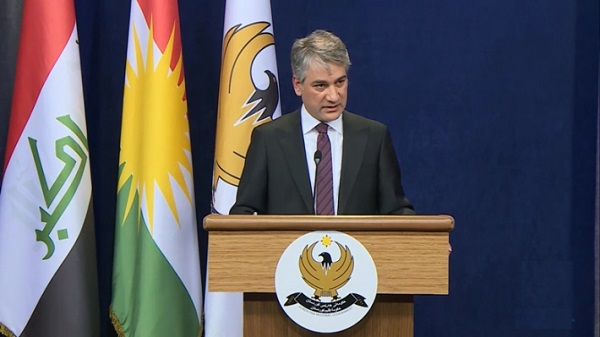 جوتيار عادل: البنك المركزي العراقي يودع رواتب الموظفين في حساب حكومة الاقليم