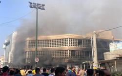 مقتل واصابة العشرات من كورد ايران برصاص القوات الأمنية