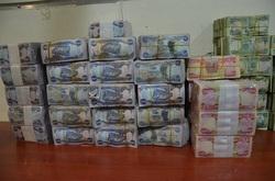 النزاهة تضبط أكثر من 6 مليارات ايرادات منفذ الصفرة مودعة بمصرف في ديالى