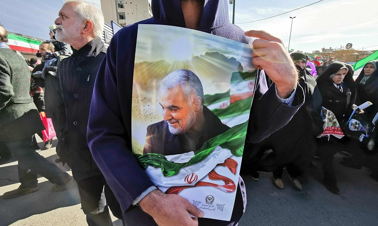 After Soleimani: Iran's scramble to recover from general's death