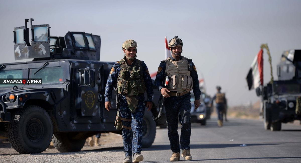 ملاحقة امنية لداعش في اطراف خانقين