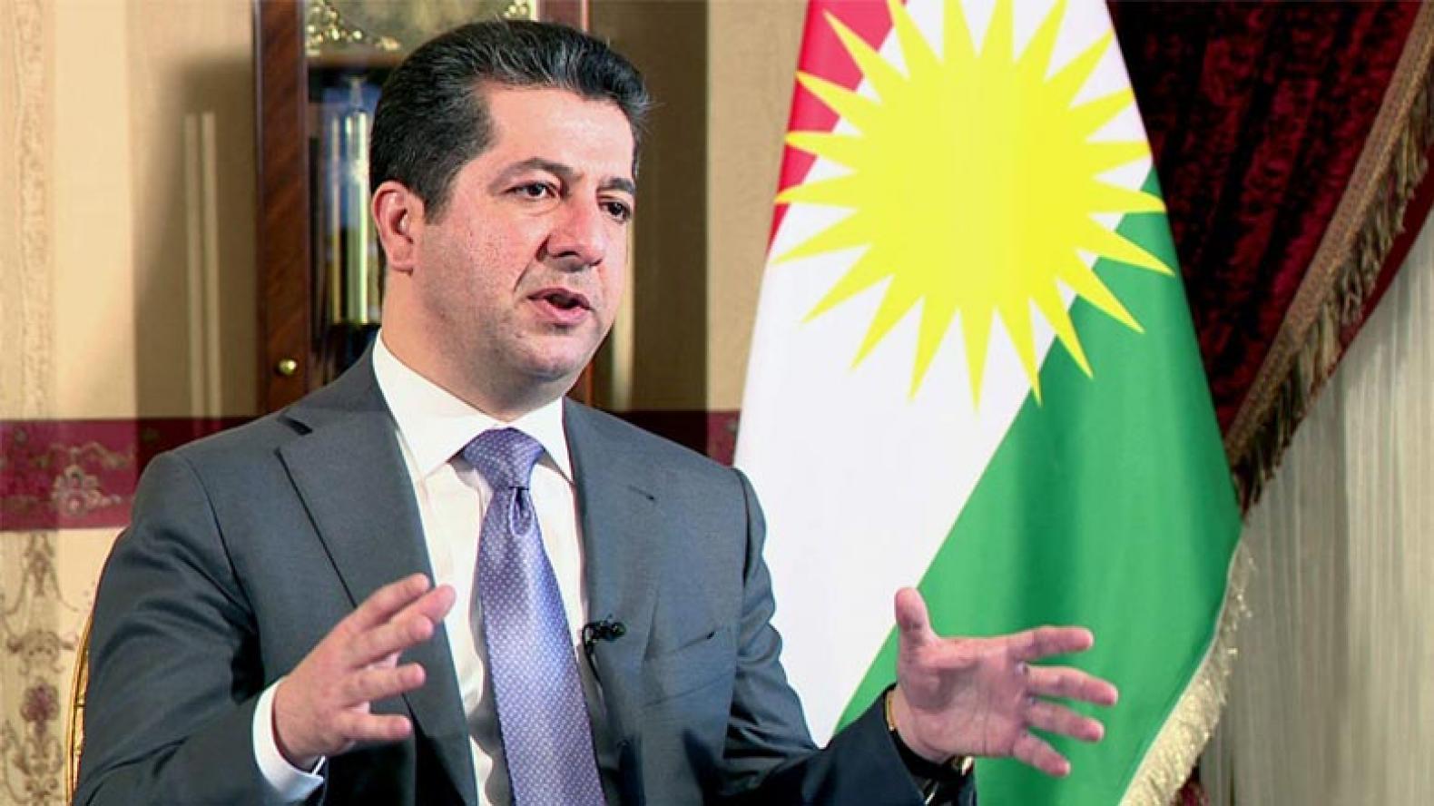 Masrour Barzani calls on the international community to help Iraq and Kurdistan to deter terrorism