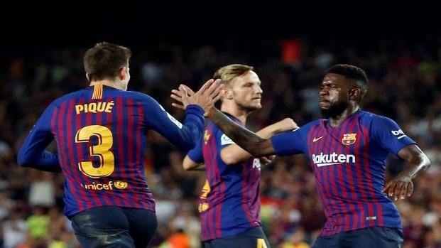 المصائب تتوالى.. لاعب برشلونة مهدد بالغياب بسبب محكمة