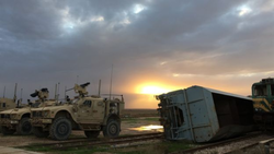من أصل 8.. امريكا تنسحب من 3 قواعد في العراق وتخلي التواجد على حدود سوريا