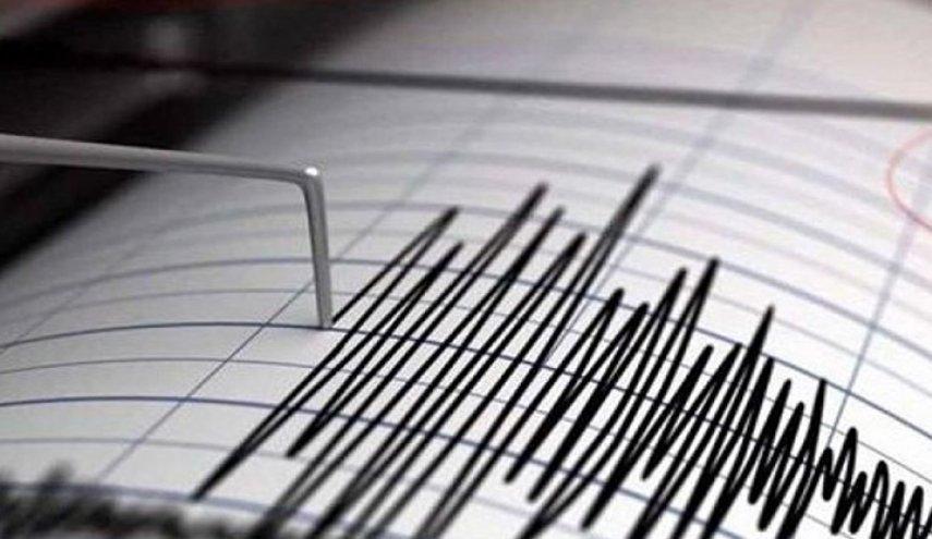 زلزال يضرب إيران