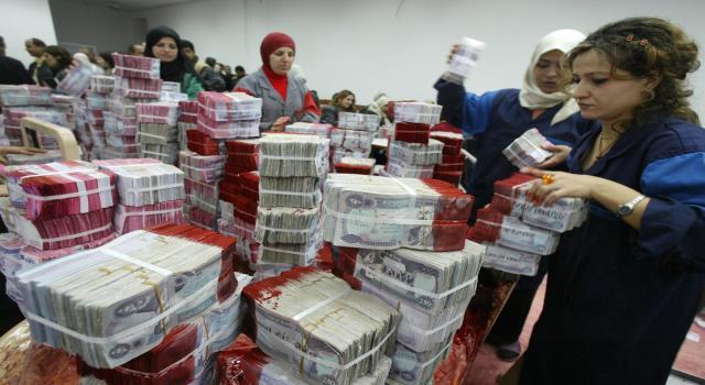 المالية العراقية تطمئن موظفي اقليم كوردستان بعد تأخر بارسال الرواتب