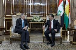 America-Kurdistan affirms, Allawi government has a good relationship with Erbil
