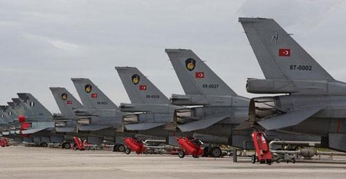 قصف تركي جديد يطال منطقة في اقليم كوردستان