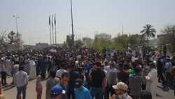 تحالف العامري يهاجم تظاهرات البصرة: مدفوعة من جهات سياسية