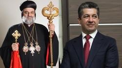 الكنيسة السريانية الأرثوذكسية العالمية مهنئة حكومة كوردستان: قمتم بمهمة كبيرة لخدمة المكونات