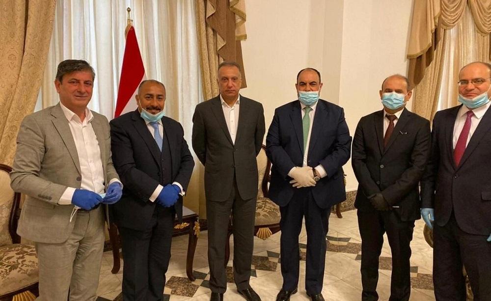 """""""الكاظمي يعلن مشاركة متظاهرين بحكومته"""""""