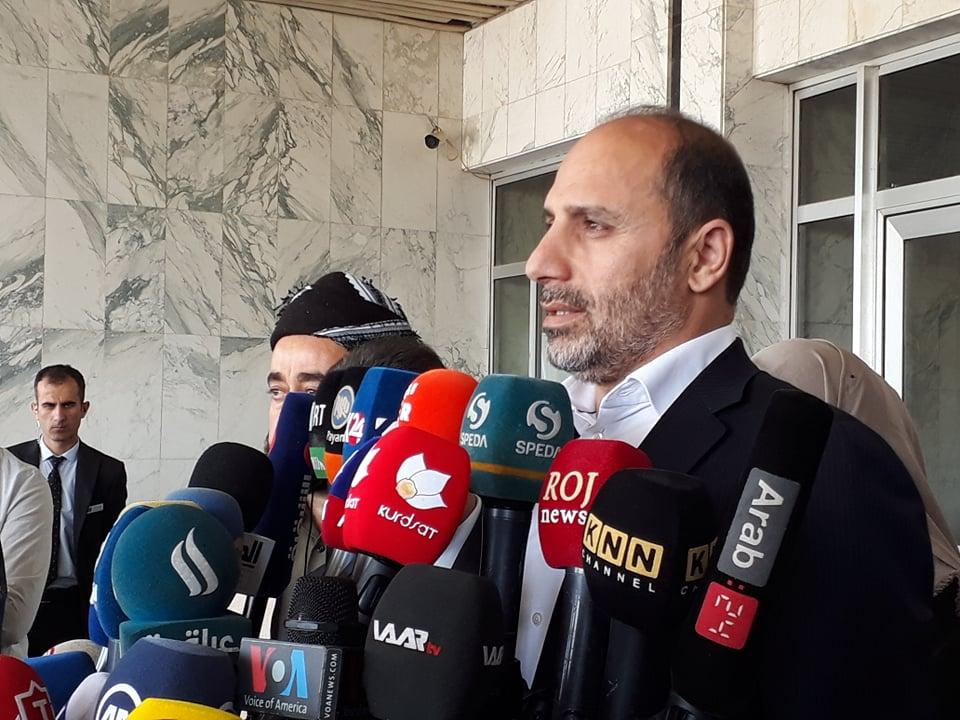 حزب كوردستاني: نرفض ان يكون دستور الاقليم مخالفا للدستور العراقي