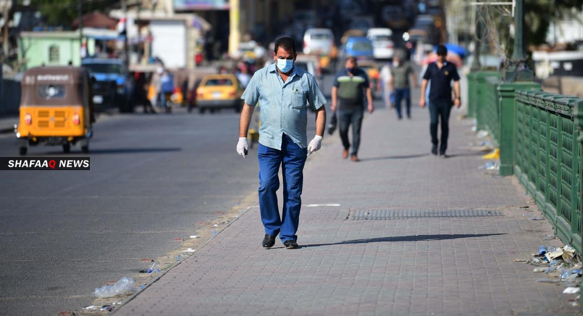 إصابات كورونا العراق تتجاوز الـ150 ألف حالة