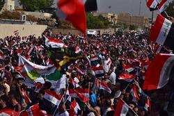 عمليات بغداد توجه نداء لمتظاهري التحرير بشأن كورونا