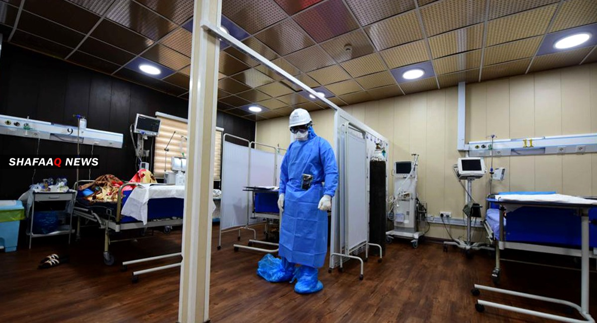 Suspected infected doctor causes curfew on a town in Nineveh