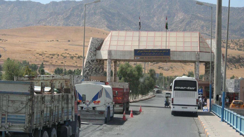 كوردستان تقيم نقاط مراقبة جديدة على حدود إيران (صور)