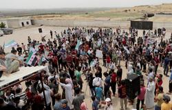 الأمم المتحدة تحذر من نزوح مليوني بسبب القتال في سوريا