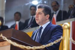 مسرور بارزاني: نعمل بقوة لحل المشاكل مع بغداد
