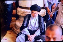 مقتدى الصدر للإمام علي: شيعتك حكموا فظلموا فأتخموا وجعلوا العراق خجلا بين الأمم