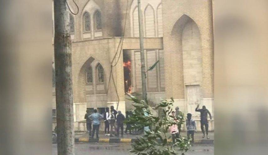 مقتل 4 اشخاص لدى المحاولة لاقتحام مؤسسة دينية في النجف