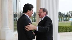كوردستان وروسيا تتفقان على تهدئة التوترات بالمنطقة وتبحثان وضع المتنازع عليها