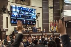 مسرور بارزاني يتحدث بلا تشفير عن كوردستان وحكومته ويؤكد: مستقبلنا مرتبط بعراق آمن وديمقراطي