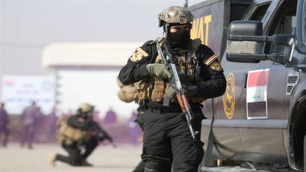 الامن يطيح بعصابة للسطو سرقت مليون دولار امريكي ببغداد