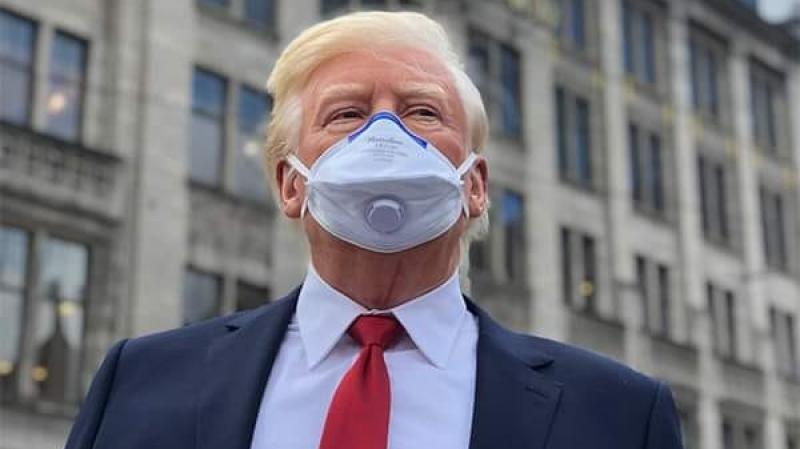 """تقرير امريكي يرصد 15 """"كذبة"""" لترامب بشأن فيروس كورونا"""