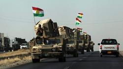 Peshmerga and Asaish start a military operation near a disputed area