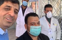 العراق يسجل اول حالة شفاء من فيروس كورونا
