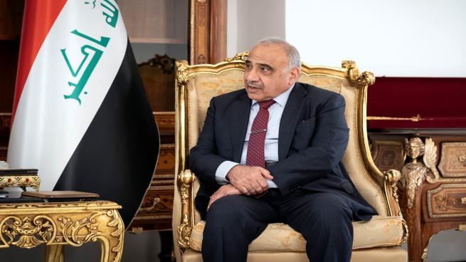 عبدالمهدي يحذر من عدم تمرير حكومة علاوي: سيتم اللجوء الى حلول دستورية
