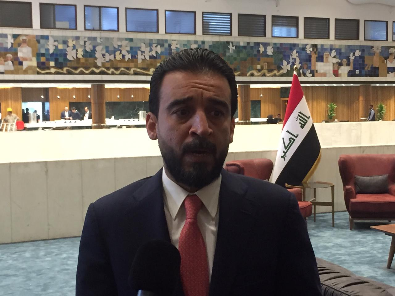 Al-Halbousi: The electoral law includes 50% individual lists and 50% electoral lists