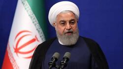 """إيران تكشف حقيقة تهديد روحاني لترامب بـ""""الاغتيال والموت"""""""