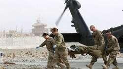 مقتل واصابة 8 جنود امريكيين بهجوم على قاعدة عسكرية في افغانستان