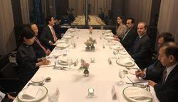 وفد برلماني كوردستاني رفيع يصل كوريا الجنوبية