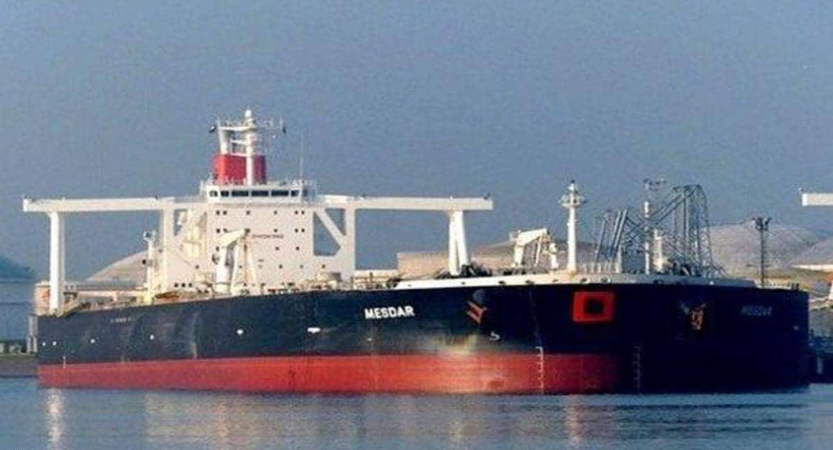 إيران تجبر ناقلة نفط جزائرية على التوجه لمياهها الإقليمية