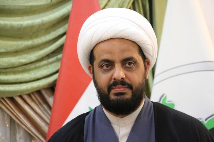 بعد دعوة السيستاني.. قيس الخزعلي يعلن موقفه