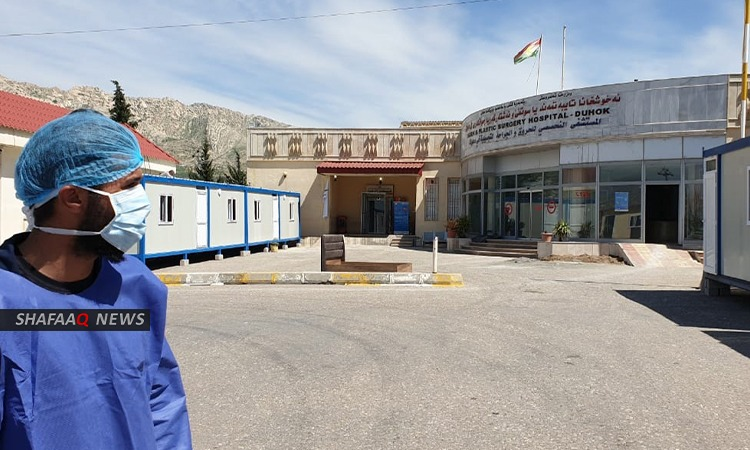 كوردستان تعلن تمديد حظر التجوال الى يوم 23 من الشهر الجاري