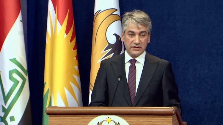 حكومة اقليم كوردستان تشمل وزارة ثالثة بالعطلة