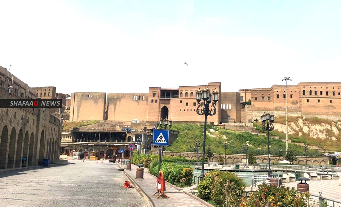 Erbil to isolate itself for a week