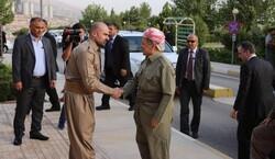 الاتحاد الوطني: مسعود بارزاني دعا بافل طالباني لاجتماع مهم غدا باربيل