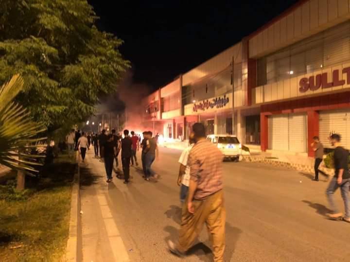 مقتل واصابة ثلاثة اشخاص بمشاجرة في منطقة بإقليم كوردستان